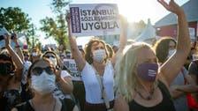 """2020 شهد مقتل امرأة كل يوم.. """"العنف ضد التركيات بلغ أقصاه"""""""