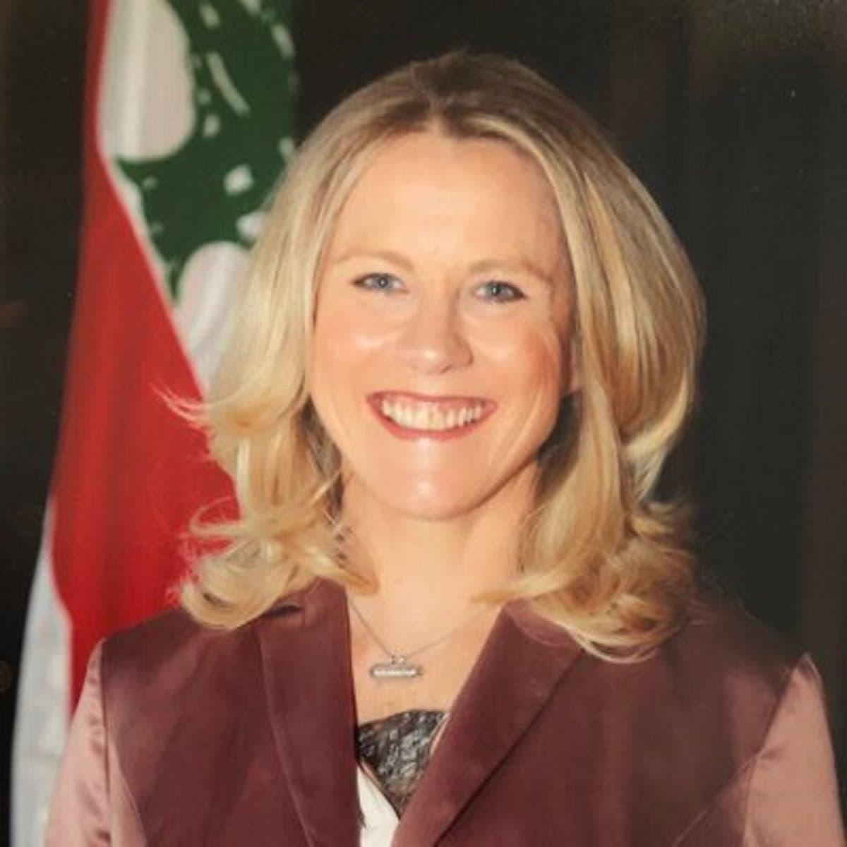 بيروتشيما.. شاهد سفيرة لبنان بالأردن تستقيل على الهواء