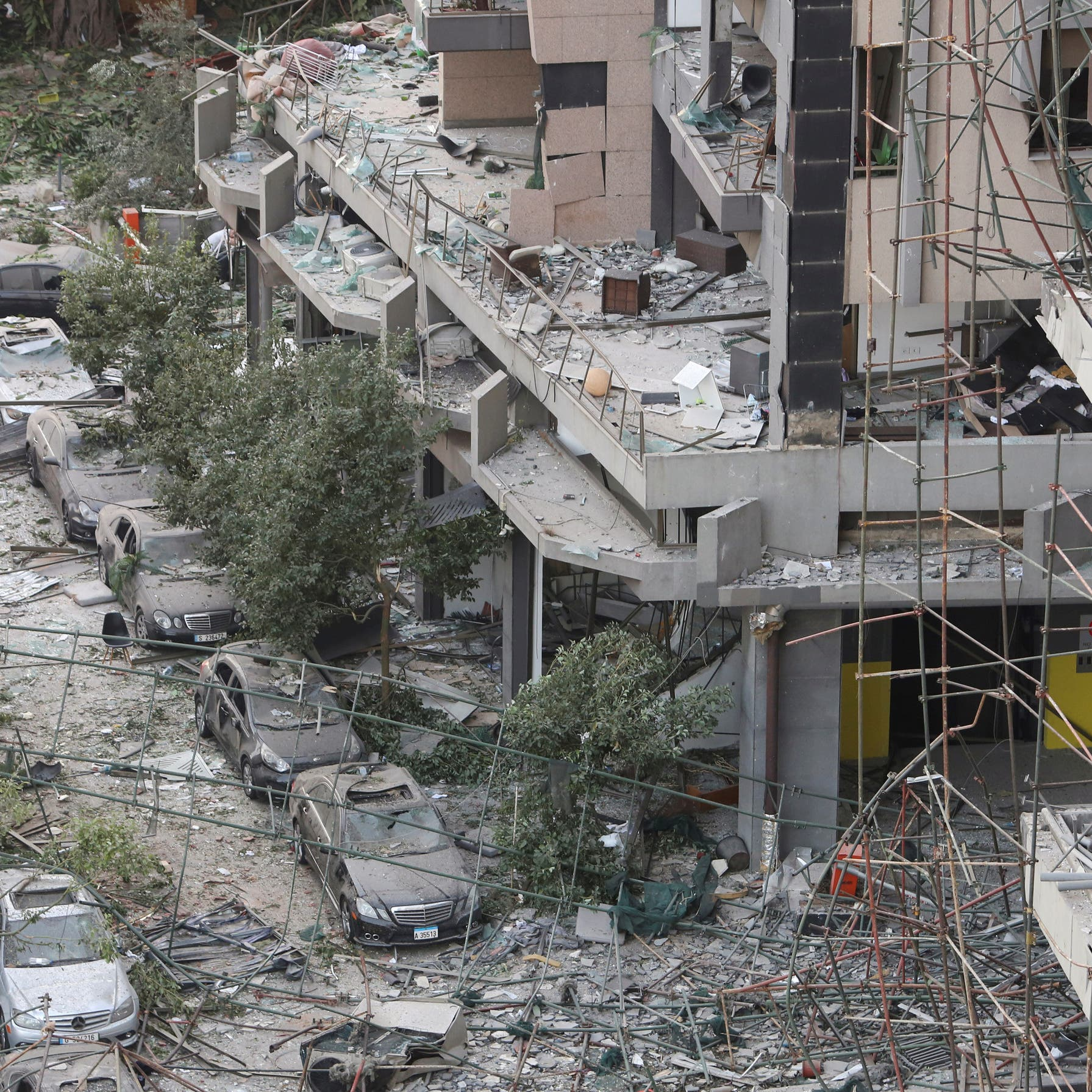 البنك الدولي: أضرار انفجار مرفأ بيروت تصل إلى 4.6 مليار دولار