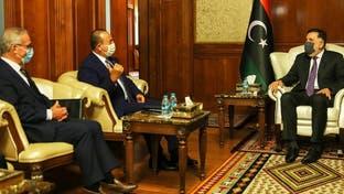 تركيا مستمرة بتصدير المرتزقة.. ووزير خارجيتها في طرابلس