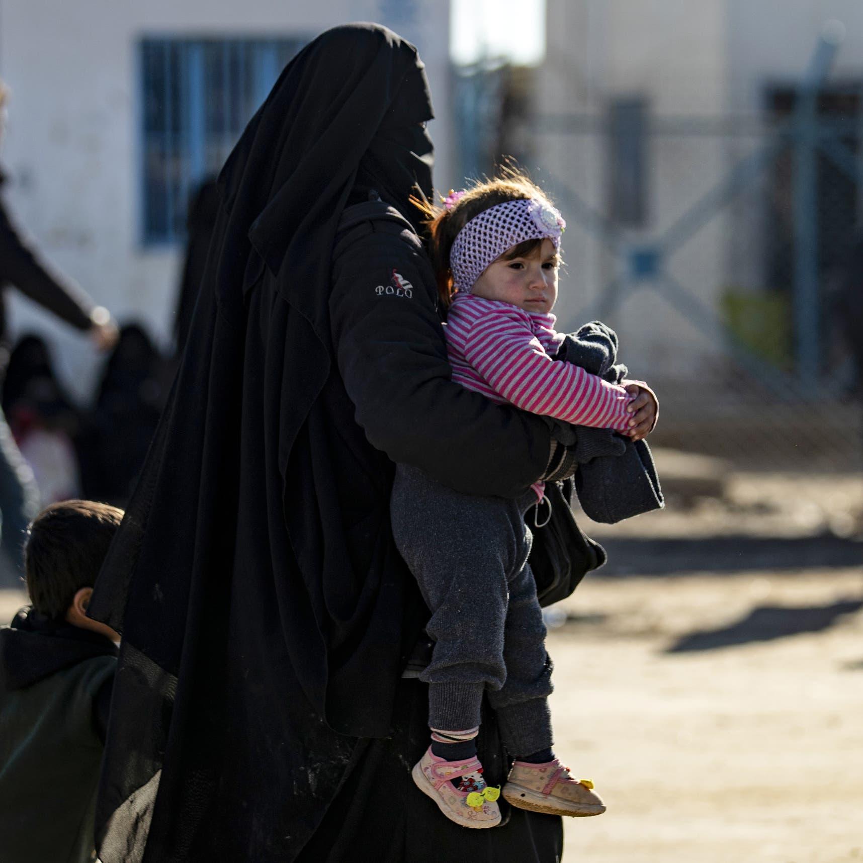مخيم الهول ثانية.. جحيم منسي بأطفاله وعنفهفي سوريا