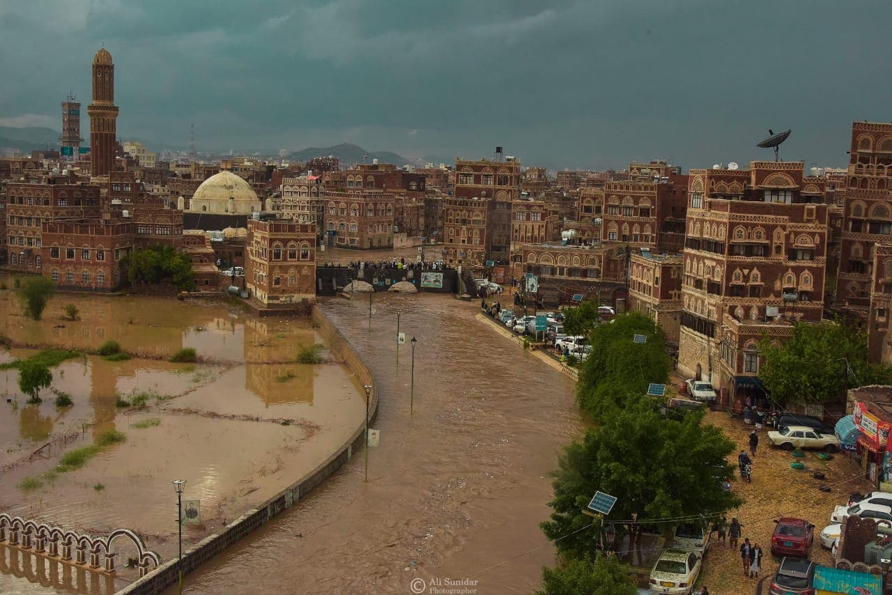 سيول اليمن
