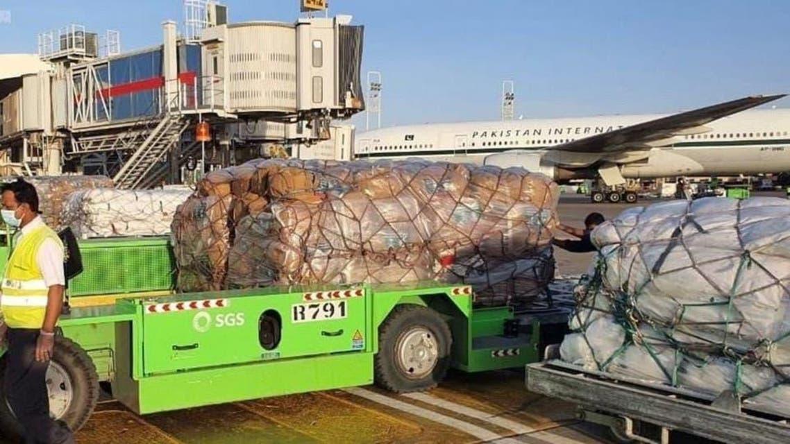 KSA aid to Lebanon