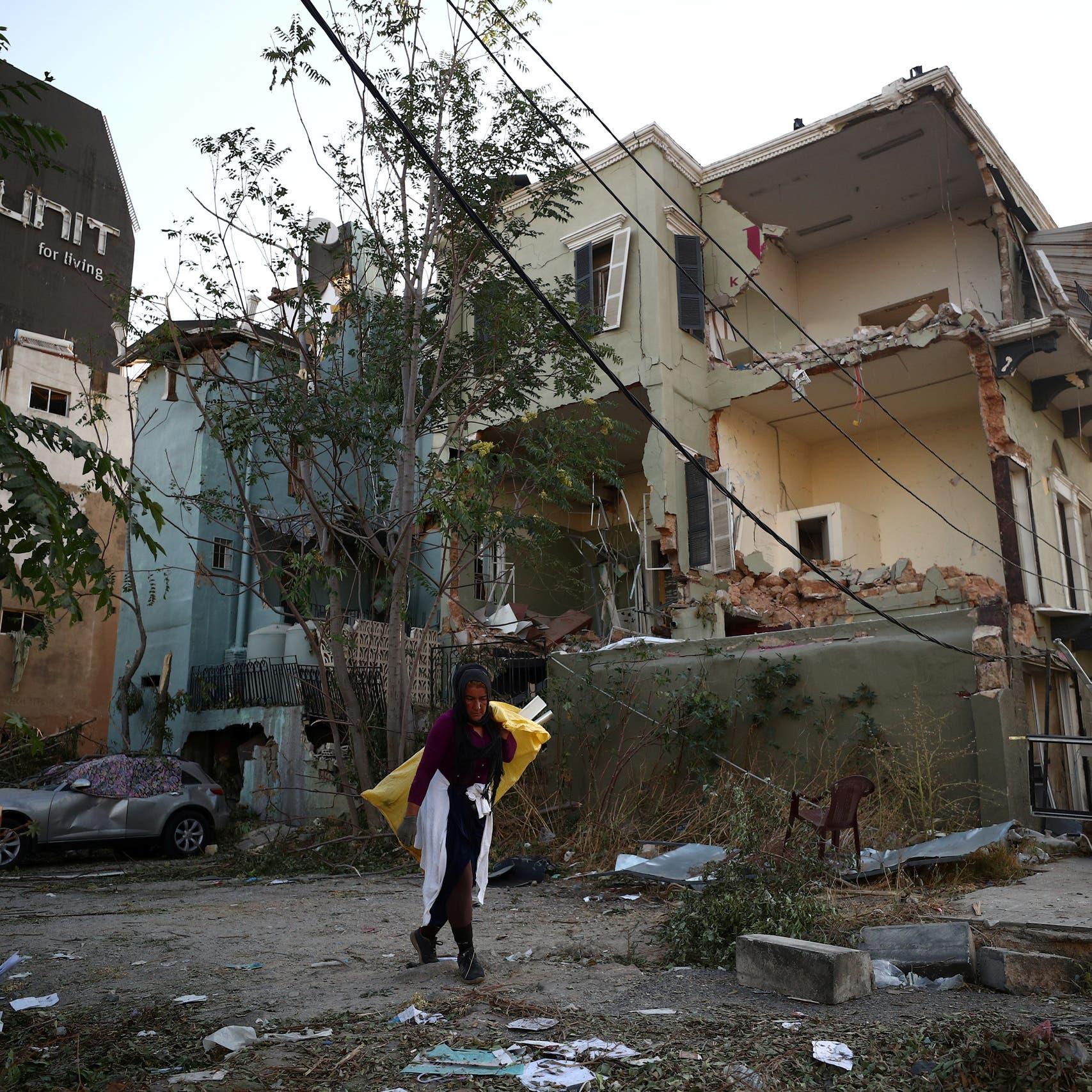 الأمم المتحدة: الوضع في بيروت مأساوي ومروع حقاً