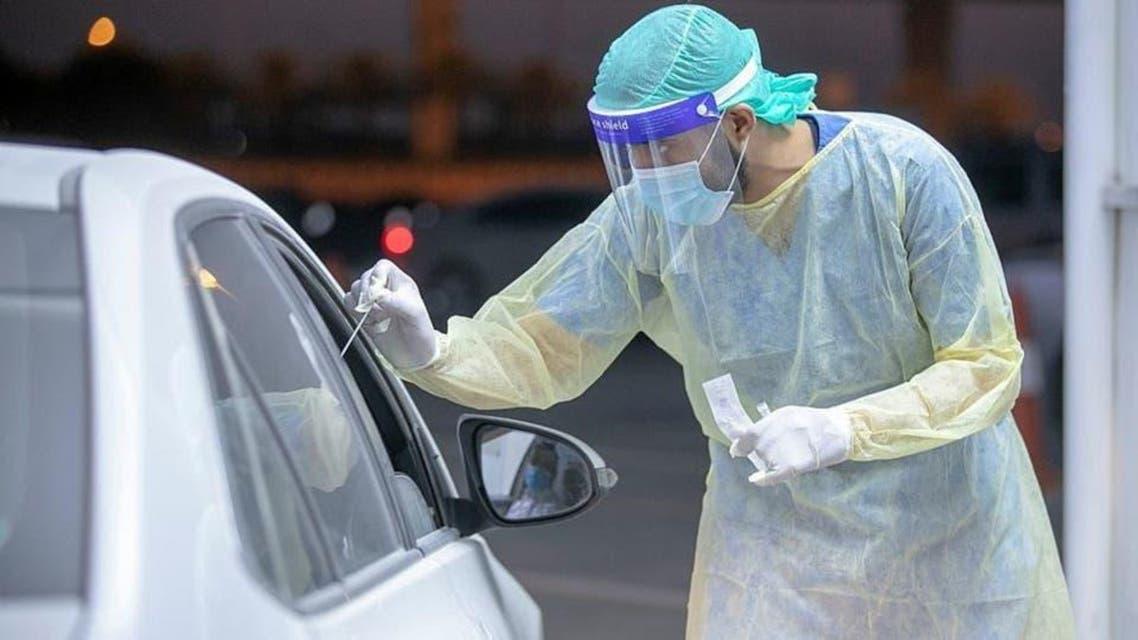 KSA: Coronavirus recovering