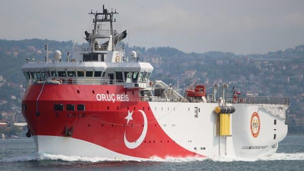 تركيا تهاجم اليونان وفرنسا حول التوتر في شرق المتوسط