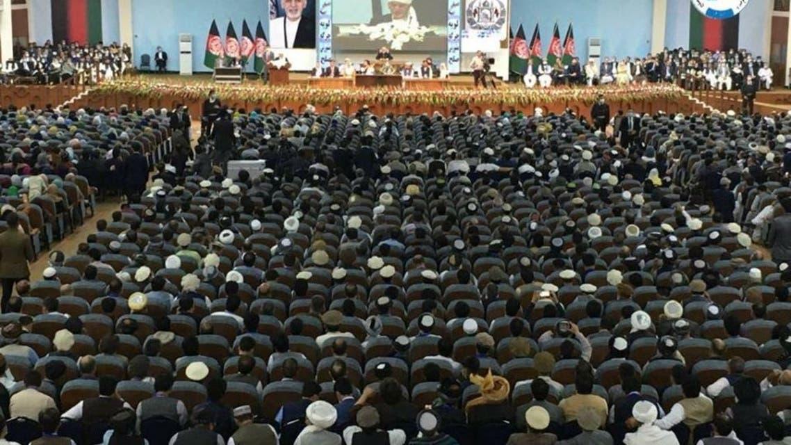 افغانستان؛ لویه جرگه مشورتی برای تصمیمگیری درباره 400 زندانی طالبان آغاز به کار کرد