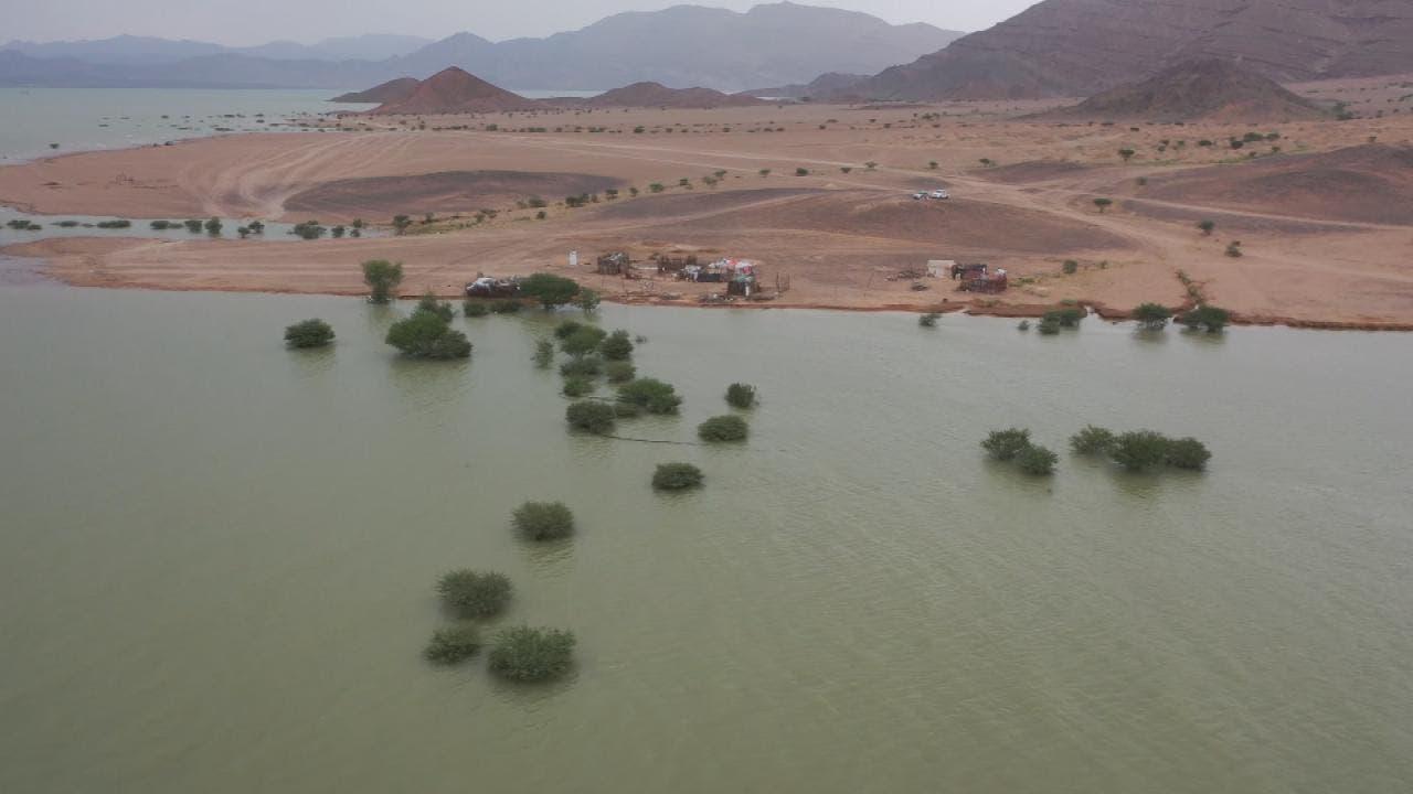 السيول تغرق اليمن