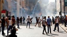 بیروت دھماکے:حکومت کی نااہلی کے خلاف لبنانیوں کے احتجاجی مظاہرے