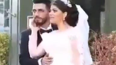 حول الأفراح أتراحاً.. فيديو لعروس لحظة انفجار بيروت