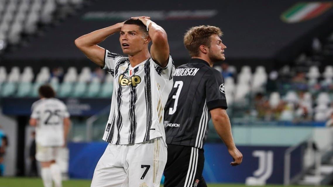یوونتوس از لیگ قهرمانان اروپا حذف شد