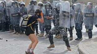 دعوات للتظاهر ضد السلطات غداة مواجهات عنيفة في بيروت