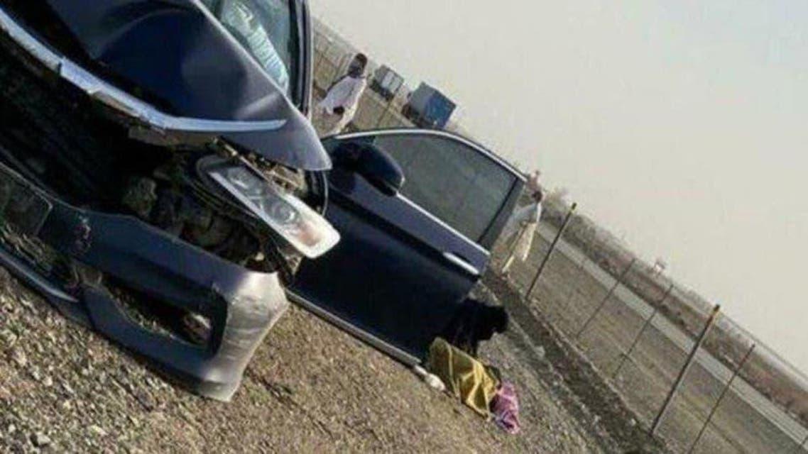 KSA: Accident
