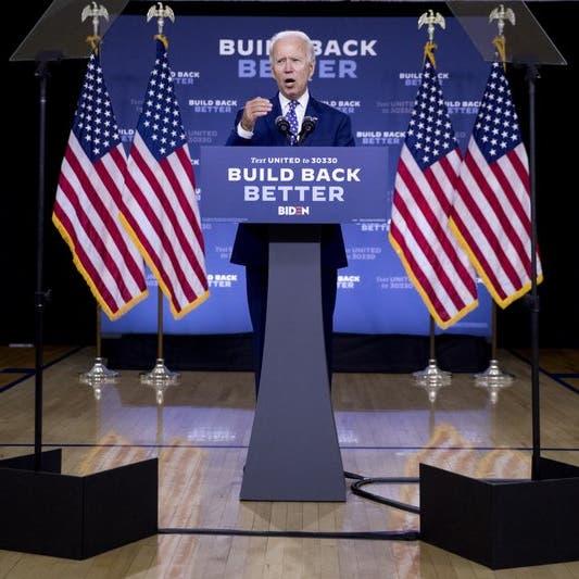 وكالة أميركية: الناخبون السود يهددون عرش بايدن