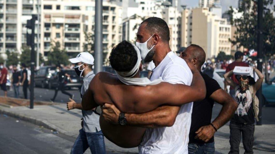 Lebanon: Protest