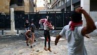 شدت گرفتن درگیریها در محوطه مجلس لبنان
