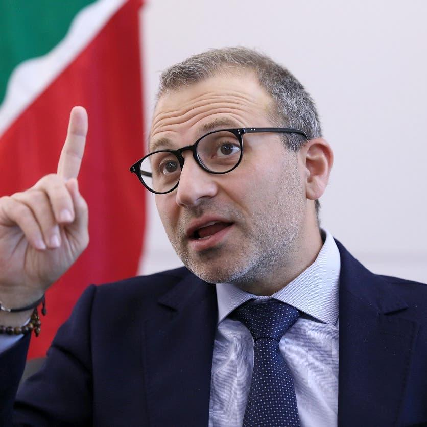 لبنان.. الخزانة الأميركية تفرض عقوبات على جبران باسيل