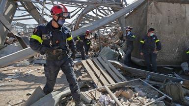 لبنان.. خبراء: انفجار المرفأ أحدث حفرة بعمق 43 متراً