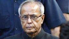 بھارت:سابق صدر پرنب مکھرجی کووِڈ-19 کا شکار، 62 ہزار سے زیادہ نئے کیسوں کی تصدیق