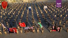 شامی جنگجوؤں کی لیبیا میں ویڈیو، آیا صوفیہ کو مسجد میں تبدیل کرنے پر ترک صدر کی تعریف