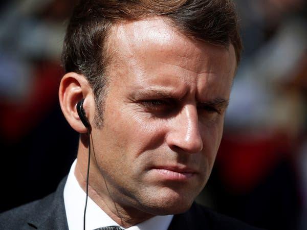 ماكرون يحذر من حرب أهلية في لبنان إذا لم تقدم المساعدة له