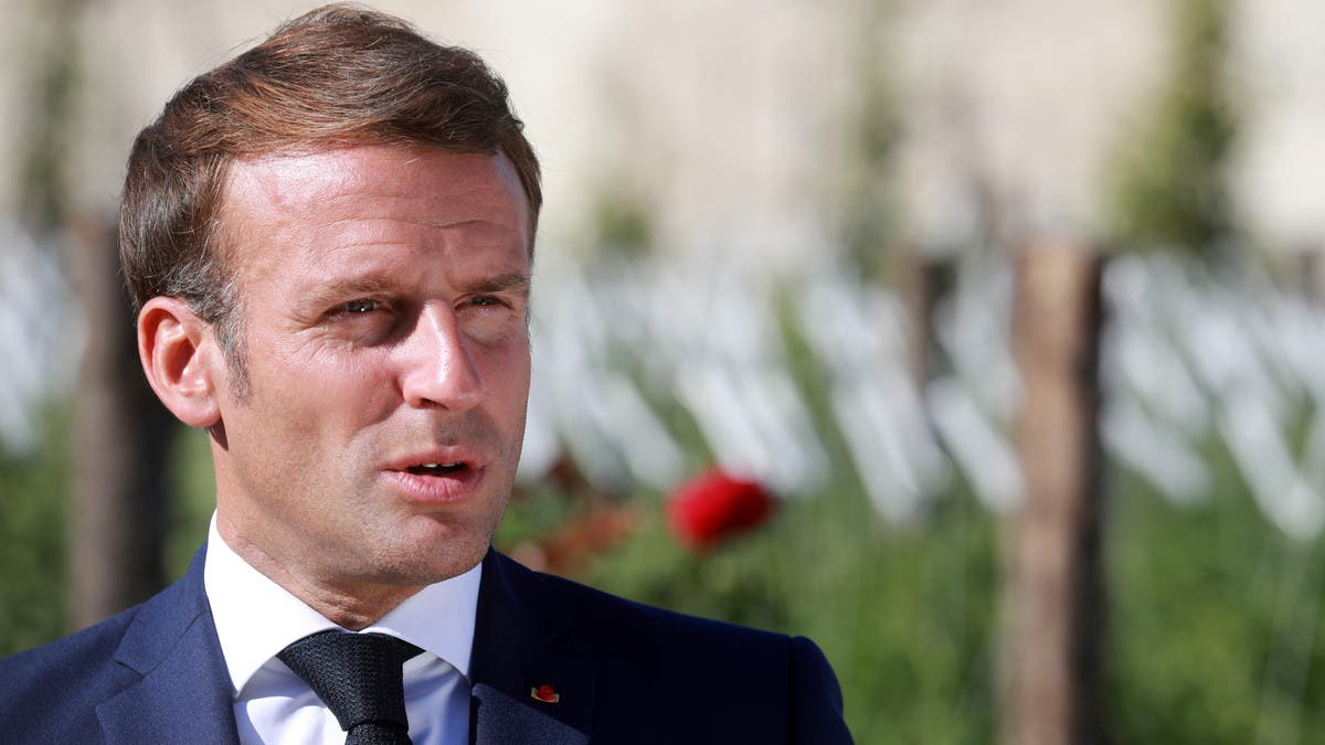 France's Macron to hold top-level talks in Baghdad: Iraq officials thumbnail