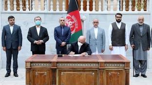 رئیس جمهوری افغانستان فرمان رهایی 400 زندانی «خطرناک» طالبان را امضا کرد