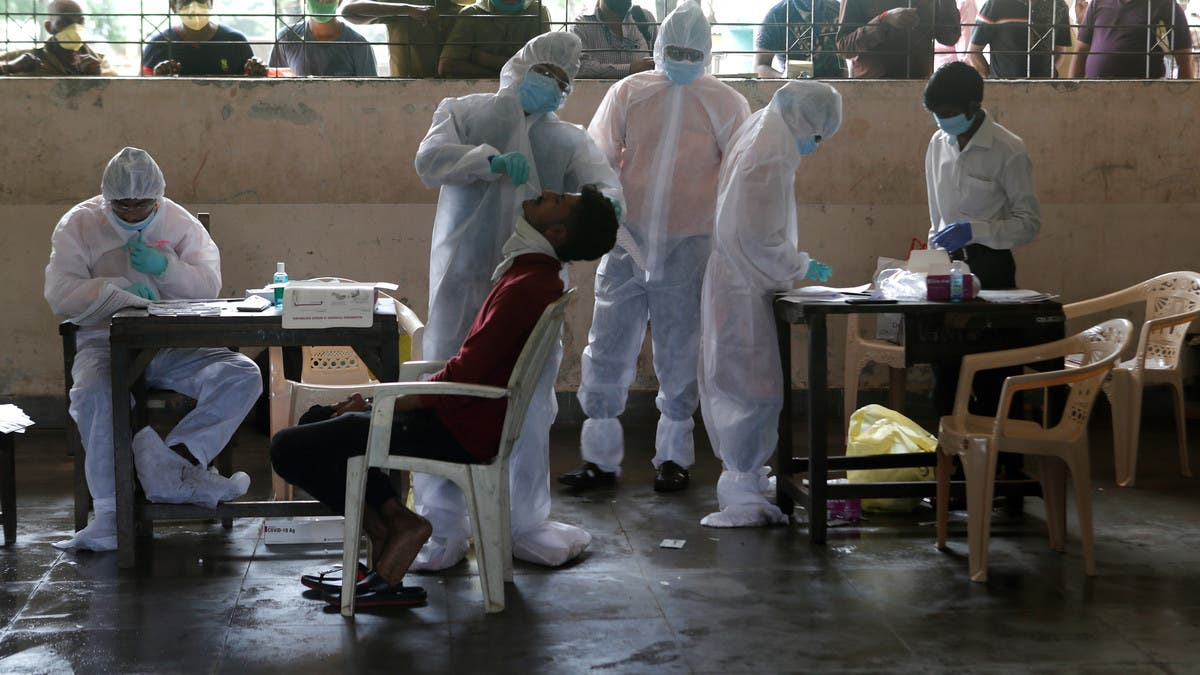 Coronavirus cases in India pass 2.5 million with another single-day jump thumbnail