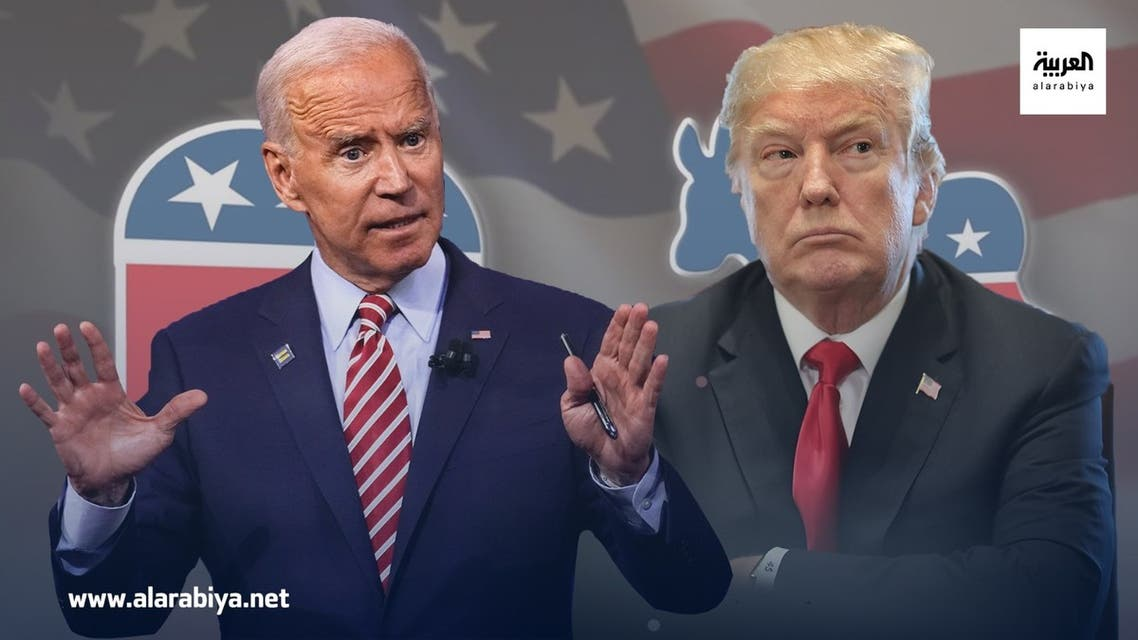 دونالد ترمب جو بايدن الانتخابات الأميركية خاص العربية نت