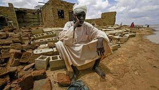 30 قتيلاً جراء السيول في السودان.. وتدمير آلاف المساكن