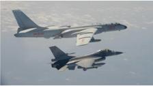 تايوان: قواتنا الجوية أبعدت مقاتلات صينية