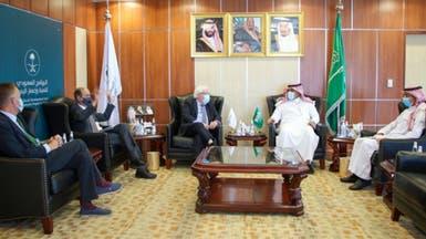 سفير السعودية باليمن: بحثت مع غريفثس قضية صافر