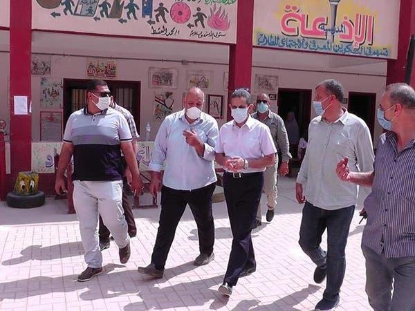 بالصور.. انطلاق التصويت في مجلس الشيوخ المصري