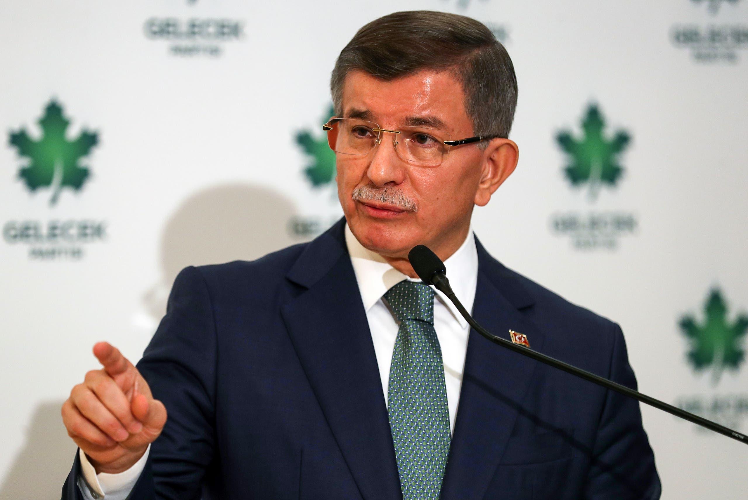 ئيس وزراء تركيا الأسبق ورئيس