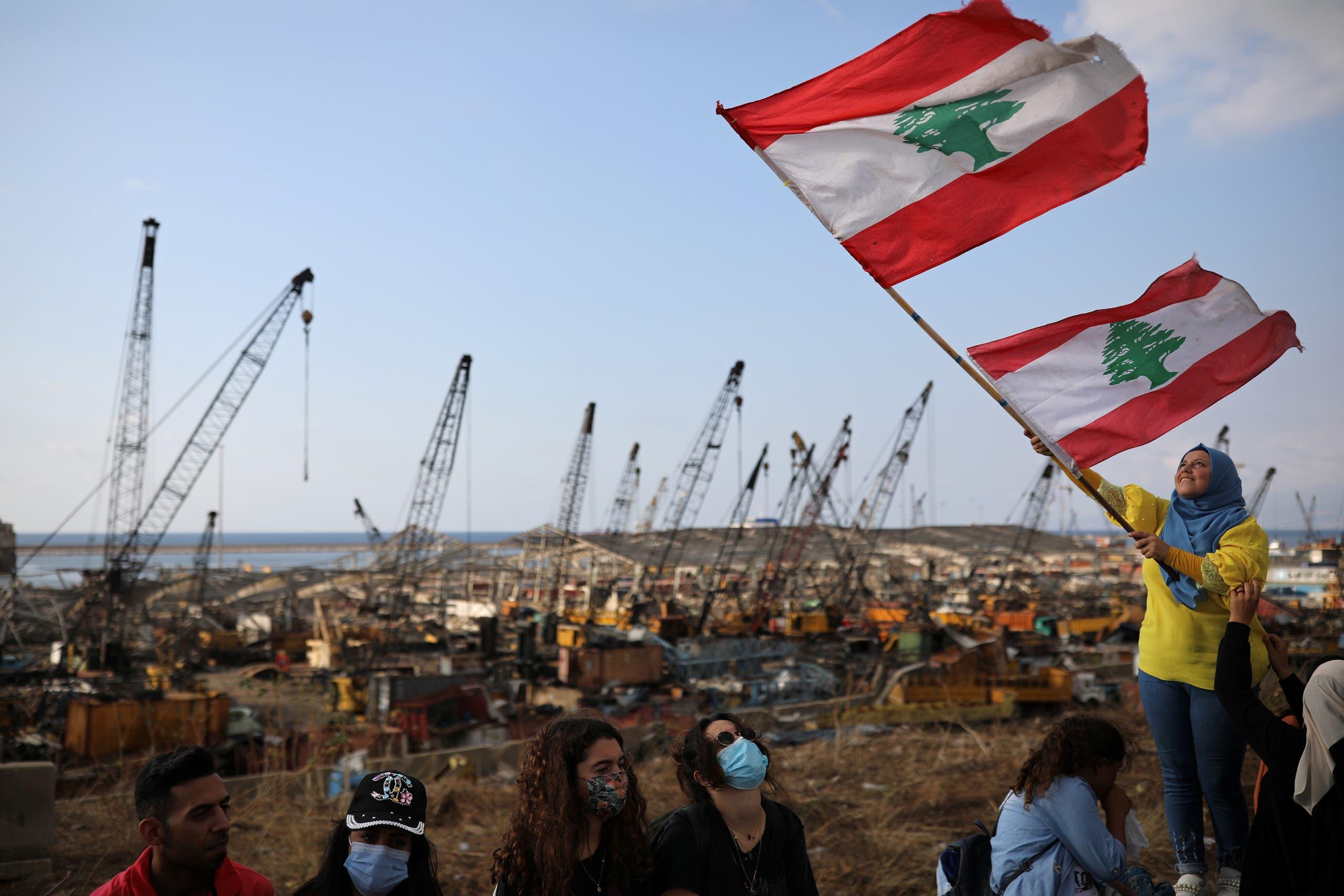 مرفأ بيروت يوم 11 أغسطس