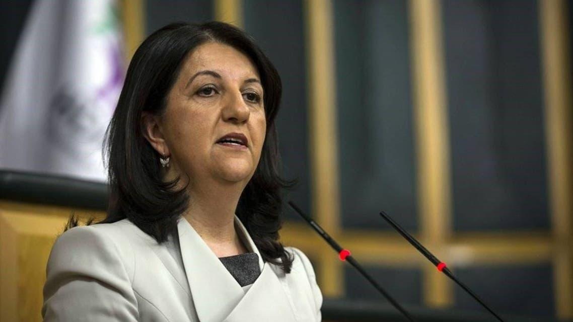 الرئيسة المشاركة لحزب الشعوب الديمقراطي الكردي برفين