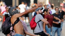 Renewed clashes between protesters and security forces in Downtown Beirut