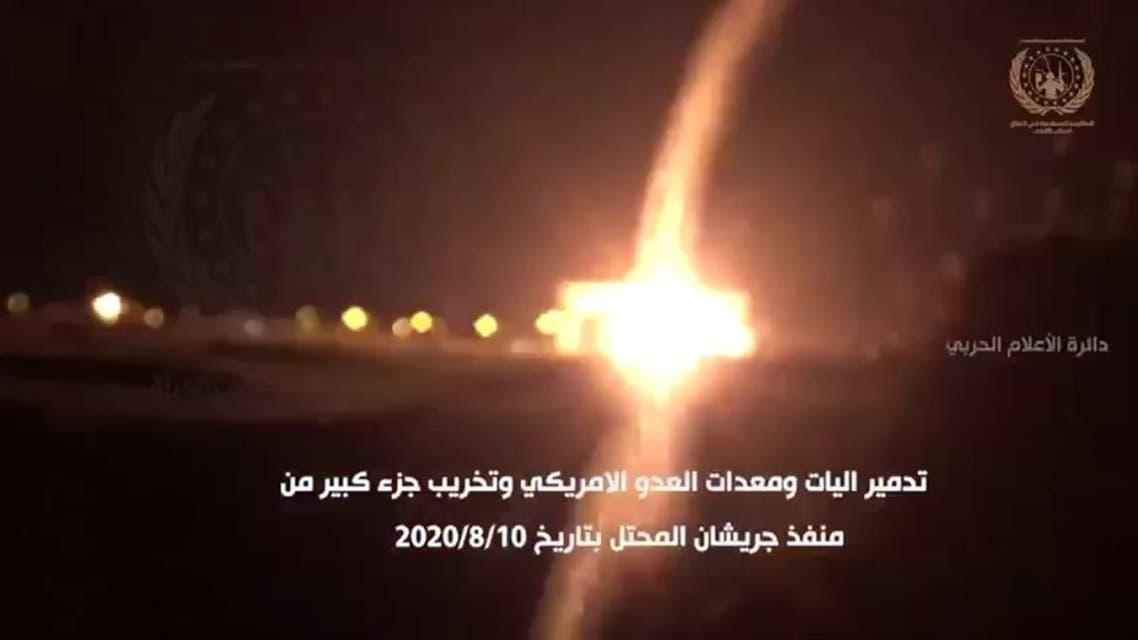 Explosion hits near Iraq-Kuwait border crossing: Iraqi security source