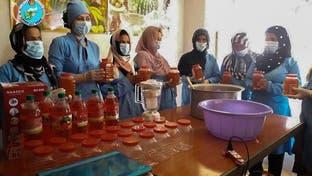 بیش از دو هزار زن در جوزجان افغانستان مصروف کشاورزی هستند