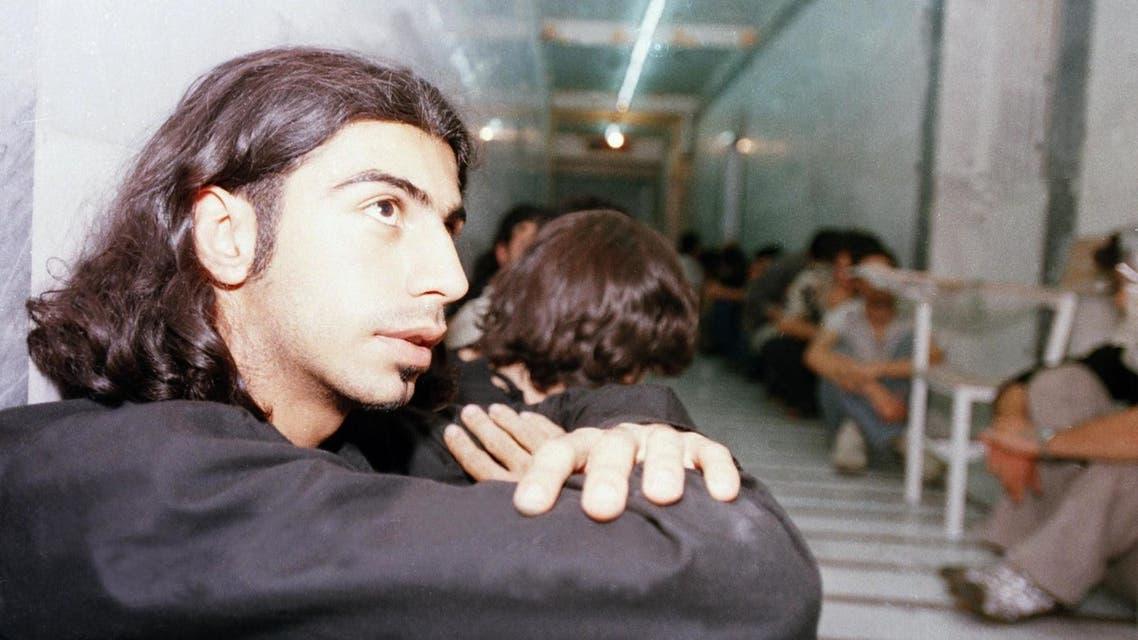 من سجن إيفين في إيران (أرشيفية- فرانس برس)