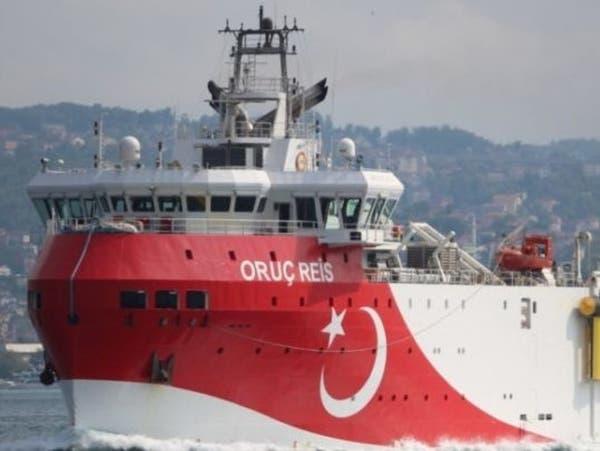 أنقرة تناقض نفسها.. تدعو للحوار وتمدد بقاء سفن شرق المتوسط