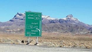 کشته شدن یک شهروند بلوچ در منطقه خاش به دست نیروهای انتظامی ایران