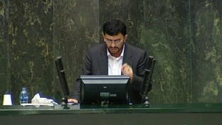 مجلس ایران به نامزد روحانی برای وزارت صمت رای اعتماد نداد