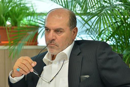 محمود نجفی عرب رئیس کمیسیون اقتصاد سلامت اتاق بازرگانی تهران