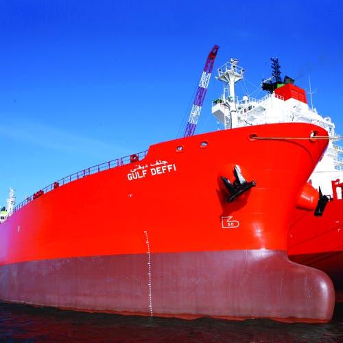 """""""الخليج للملاحة"""" تستكمل إعادة هيكلة قروض بـ200 مليون درهم"""