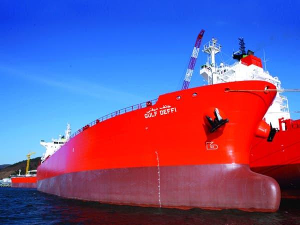 الخليج للملاحة تقلص خسائرها الفصلية لـ11 مليون درهم