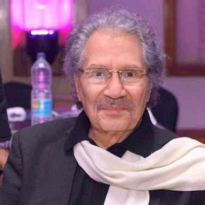 وفاة الفنان المصري سناء شافع عن 77 عاما