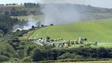 Three dead, many seriously injured as Scotland train derails