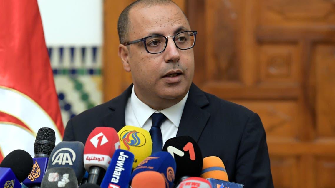 هشام المشيشي (أرشيفية- فرانس برس)