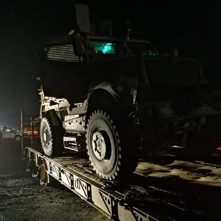 استهداف رتل تابع للجيش الأميركي بعبوة ناسفة في العراق